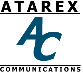 Atarex Communications: Logo
